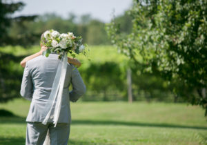 Wedding Photographer Niagara Vineyard