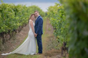 Niagara winery wedding photography